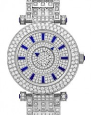 Franck Muller » Double Mystery » Ronde » 42 DM D2R CD F Blue