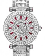 Franck Muller » Double Mystery » Ronde » 42 DM D 2R CD F Ruby