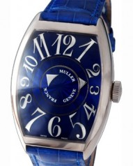 Franck Muller » Double Mystery » Automatic » 8880 DM REL Blue