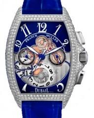 Franck Muller » Dubail » Dubail » 8083 CC GD SQT D7 Blue