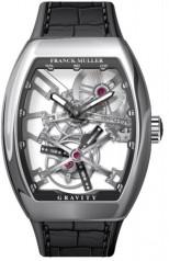 Franck Muller » Gravity » V 45 T GR CS SQT » V-45-T-Gravity-CS-SQT-AC-NR