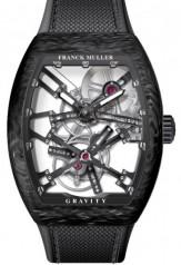 Franck Muller » Gravity » V 45 T GR CS SQT » V-45-T-Gravity-CS-SQT-Carbon-NR