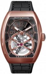 Franck Muller » Gravity » V 45 T GRAVITY CS » V-45-T-GRAVITY-CS-5N-NR