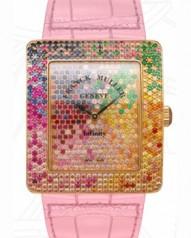 Franck Muller » Infinity » 4 Saisons Square » 3740 QZ 4 SAI D CD Pink