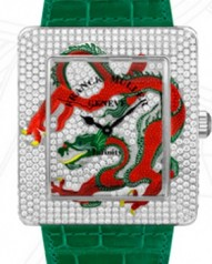 Franck Muller » Infinity » Dragon Square » 3740 QZ DRAG D CD