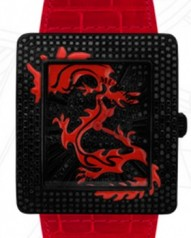 Franck Muller » Infinity » Dragon Square » 3740 QZ DRAG NR D CD