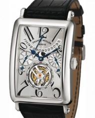 Franck Muller » Long Island » Perpetual Calendar » 1350 T QP Silver Dial
