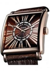Franck Muller » Master Square » Automatic Date » 6000 H SC DT Rel R Rose Gold