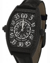 Franck Muller » Secret Hours » Curvex Secret Hours » 8880 SE H2 NR D CD