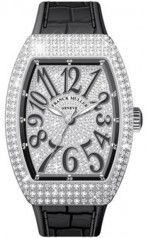 Franck Muller » Vanguard Lady » V 35 SC AT » V-35-SC-AT-FO-AC-D-CD-OG-NR