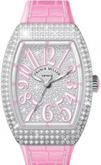 Franck Muller » Vanguard Lady » V 35 SC AT » V-35-SC-AT-FO-AC-D-CD-OG-RS