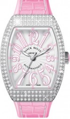 Franck Muller » Vanguard Lady » V 35 SC AT » V-35-SC-AT-FO-AC-D-OG-RS