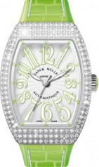 Franck Muller » Vanguard Lady » V 35 SC AT » V-35-SC-AT-FO-AC-D-OG-VE