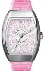 Franck Muller » Vanguard Lady » V 35 SC AT » V-35-SC-AT-FO-AC-RS-BLC