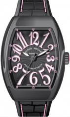 Franck Muller » Vanguard Lady » V 35 SC AT » V-35-SC-AT-FO-ACNR-RS