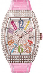 Franck Muller » Vanguard Lady » V 35 SC AT » V-35-SC-AT-FO-COL-DRM-D-CD-5N-RS