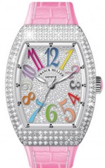 Franck Muller » Vanguard Lady » V 35 SC AT » V-35-SC-AT-FO-COL-DRM-D-CD-AC-RS