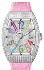 Franck Muller » Vanguard Lady » V 35 SC AT » V-35-SC-AT-FO-COL-DRM-D-CD-OG-RS