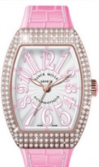 Franck Muller » Vanguard Lady » V 35 SC AT » V-35-SC-AT-FO-D-5N-RS