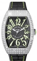 Franck Muller » Vanguard Lady » V 35 SC AT » V-35-SC-AT-FO-D-AC-VE