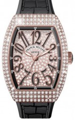 Franck Muller » Vanguard Lady » V 35 SC AT » V-35-SC-AT-FO-D-CD-5N-NR