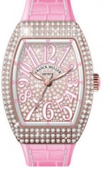 Franck Muller » Vanguard Lady » V 35 SC AT » V-35-SC-AT-FO-D-CD-5N-RS