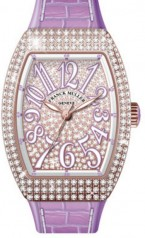 Franck Muller » Vanguard Lady » V 35 SC AT » V-35-SC-AT-FO-D-CD-5N-VL