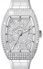 Franck Muller » Vanguard Lady » V 35 SC AT » V-35-SC-AT-FO-D-CD-AC-BC