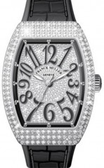 Franck Muller » Vanguard Lady » V 35 SC AT » V-35-SC-AT-FO-D-CD-AC-NR