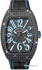 Franck Muller » Vanguard Lady » V 35 SC AT » V-35-SC-AT-FO-D-CD-ACNR-BL