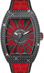 Franck Muller » Vanguard Lady » V 35 SC AT » V-35-SC-AT-FO-D-CD-ACNR-RG-NR