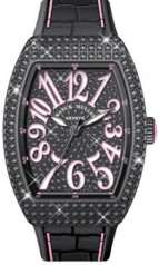 Franck Muller » Vanguard Lady » V 35 SC AT » V-35-SC-AT-FO-D-CD-ACNR-RS