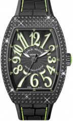 Franck Muller » Vanguard Lady » V 35 SC AT » V-35-SC-AT-FO-D-CD-ACNR-VE-NR