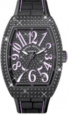 Franck Muller » Vanguard Lady » V 35 SC AT » V-35-SC-AT-FO-D-CD-ACNR-VL