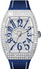 Franck Muller » Vanguard Lady » V 35 SC AT » V-35-SC-AT-FO-D-CD-OG-BU
