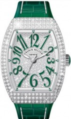 Franck Muller » Vanguard Lady » V 35 SC AT » V-35-SC-AT-FO-D-CD-OG-VR