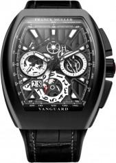 Franck Muller » Vanguard » Grande Date » V 45 CC GD SQT BR NR