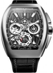 Franck Muller » Vanguard » Grande Date » V 45 S6 SQT NR TI