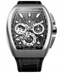 Franck Muller » Vanguard » Grande Date » V45CCGDSQTACB