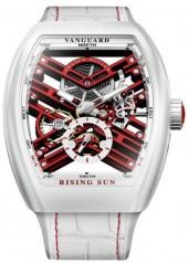 Franck Muller » Vanguard » Skeleton » Rising Sun