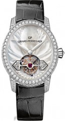 Girard-Perregaux » _Archive » Cat's Eye Jewellery Tourbillon with Gold Bridge » 99490D53P703-CKHA Black