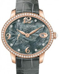 Girard-Perregaux » _Archive » Cat's Eye Small Second » 80484D52A661-BK6A