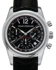 Girard-Perregaux » _Archive » Classique Elegance Fly-Back » 49580-11-651-BA6A