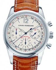Girard-Perregaux » _Archive » Classique Elegance Fly-Back » 49580-11-851-BAGA