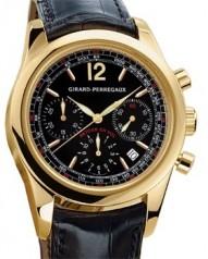 Girard-Perregaux » _Archive » Classique Elegance Fly-Back » 49580 YG Black