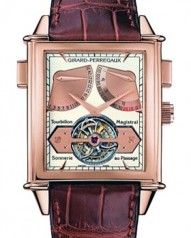 Girard-Perregaux » _Archive » Haute Horlogerie Vintage 1945 Tourbillon Magistral » 99710-52-131-BAEA