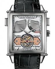 Girard-Perregaux » _Archive » Haute Horlogerie Vintage 1945 Tourbillon Magistral » 99710-71-131-BA6A