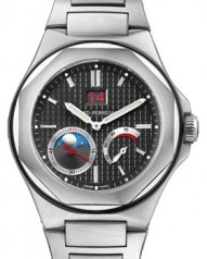 Girard-Perregaux » _Archive » Laureato Evo3 Large Date Moon Phases Power Reserve » 80185-11-631-11A