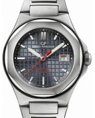 Girard-Perregaux » _Archive » Laureato GP Quartz » 80188-11-231-11A
