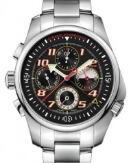 Girard-Perregaux » _Archive » R&D 01 Chronograph Inverted Push-Pieces » 49930-11-612A11A